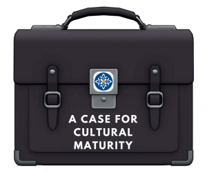Briefcase with words Cultural Maturity cultural maturity A Case of Cultural Maturity cultural maturity 2 300x251